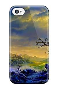 For Iphone 6 plus 5.5 Premium Tpu Case Cover Landscape Protective Case