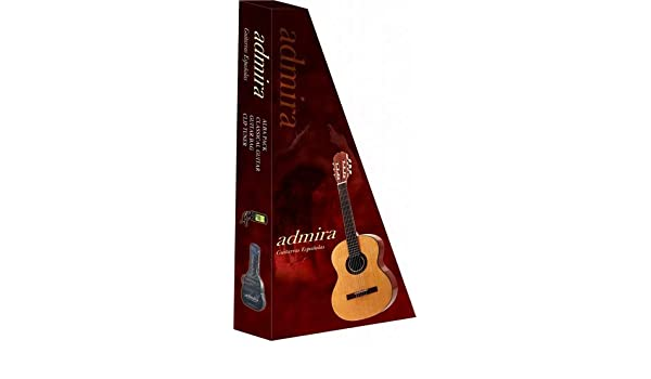 Pack guitarra alba 4/4: Amazon.es: Instrumentos musicales
