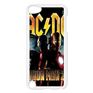 ACDC Pattern Plastic Hard Case FOR Ipod Touch 5 AKG230483