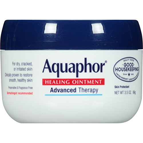 Aquaphor Advanced Therapy Healing Ointment Skin Protectant, 3.5 Ounce