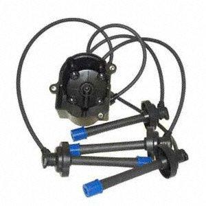 Original Eng Mgmt 4931 Distributor Cap//Spark Plug Wires Kit