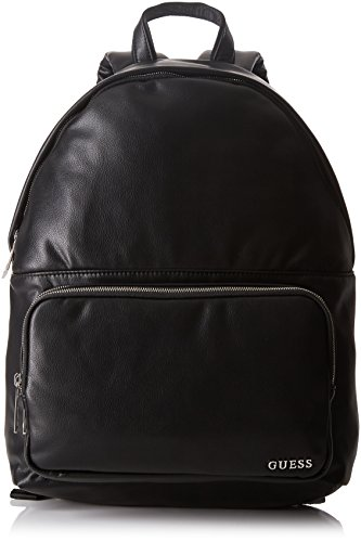 Guess - Hm6132pol73, Bolsos de mano Mujer, Nero, 13x41x31 cm (W x H L) Negro (Nero)