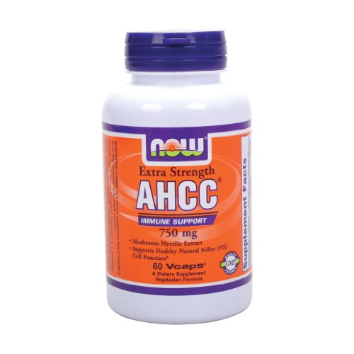Now Foods AHCC 750 Vcaps product image