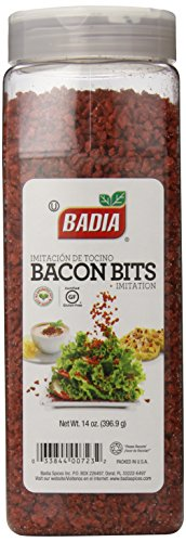 (Badia Bacon Bits Imitation, 14 Ounce)