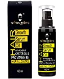 Urbangabru Hair Growth Serum Oil With Castor Oil Hair Fall Control Oil For Unisex
