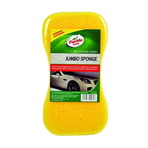 (Turtle Wax 1831201X009TD Jumbo Sponge)