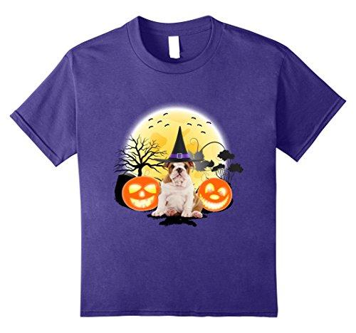 Kids Crazy Bulldog Halloween Costume Shirt for Women and Men 12 (Crazy Dog Lady Costume)