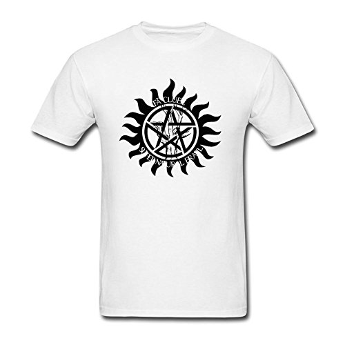Men's Supernatural Winchester Weapon Short Sleeve T-Shirt
