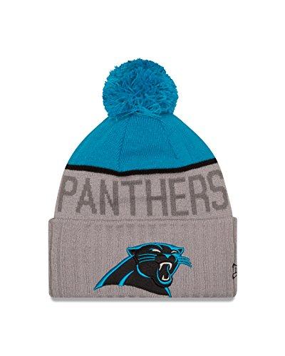 NFL Carolina Panthers 2015 Sport Knit, Blue/Gray, One Size