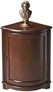 Butler Specialty Plantation Cherry Corner Cabinet 2115024