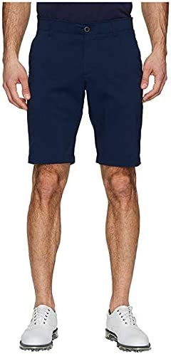[UNDER ARMOUR(アンダーアーマー)] メンズパンツ・ショーツ等 UA Showdown Tapered Shorts Academy/Steel Medium Heather/Academy W: 91cm 11 [並行輸入品]
