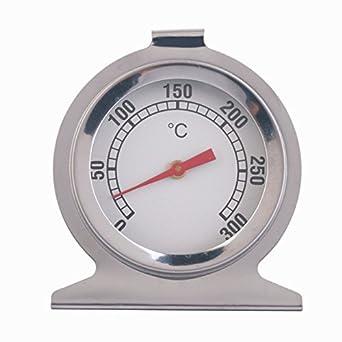 Termómetro de horno - 1 pieza de acero inoxidable temporizador ...