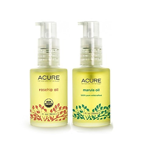 Acure Organics The Essentials Rosehip Oil and Pure Wildcraft