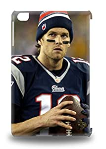 Ipad Mini/mini 2 Case Bumper Tpu Skin Cover For NFL New England Patriots Tom Brady #12 Accessories ( Custom Picture iPhone 6, iPhone 6 PLUS, iPhone 5, iPhone 5S, iPhone 5C, iPhone 4, iPhone 4S,Galaxy S6,Galaxy S5,Galaxy S4,Galaxy S3,Note 3,iPad Mini-Mini 2,iPad Air )