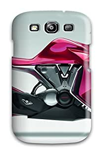 For Galaxy Case, High Quality Honda Concept Bike For Galaxy S3 Cover Cases