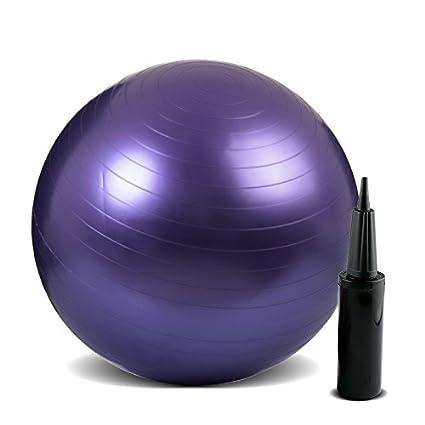Amazon.com: Hengtong - Bola de yoga para entrenamiento ...