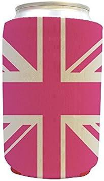 Neoprene Sleeve UK Flag England 3X Stubby Beer Can Sleeve Holder Bottle Cooler