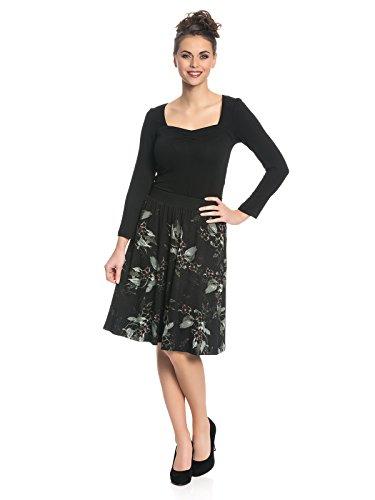 Vive Maria Parisienne Skirt black allover