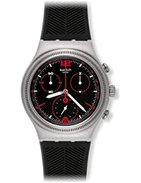 Swatch Red Casual Mens Watch YCS568