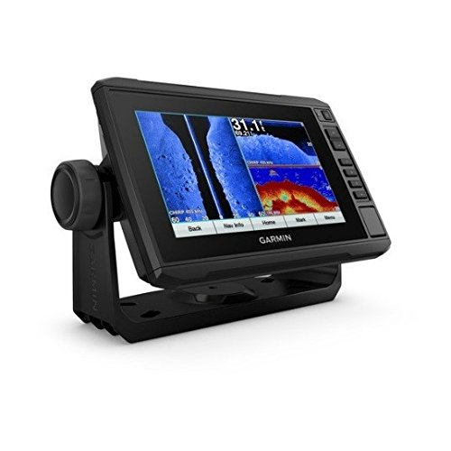 Garmin 010-01897-01 Echomap Plus 73SV with CV52HW-TM transducer, 7 inches