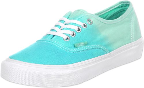 Bleu U Adulte Vans Authentic Mode Ombre Baskets Slim Mixte qxPwx81