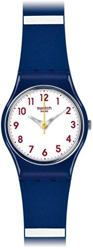SWATCH watch Lady MATELOT LN149 Ladies