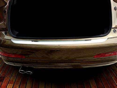 Placa protector de entrada maletero Acero Inoxidable per Q3 8U 2011-2017