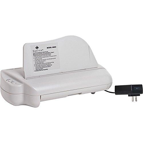 (Sparco 96003 Electric Punch,30 Sht Cap,1/4