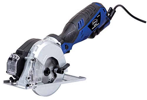Eastwood Mini Metal Circular Saw With Metal-Cutting Saw Blade Rebar Conduit Sheet Metal Tubing & Plate