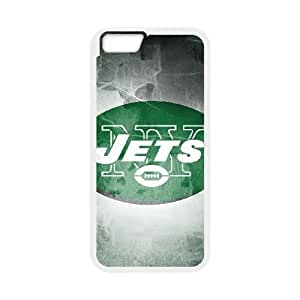 iPhone 6 Plus 5.5 Inch Phone Case NFL New York Jets Football Personalized Cover Cell Phone Cases GHW499355