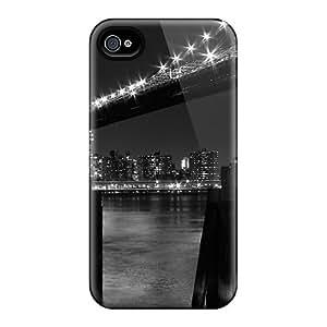 PTCY IPhone 5/5s Customize Funny Blackk N Whitee by icecream design