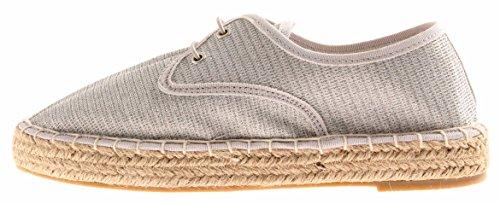 Argento Ssige L㤠1986 Scarpe Brillante Espadrille Pantofola Donna Estive Kimkay ZBxTx