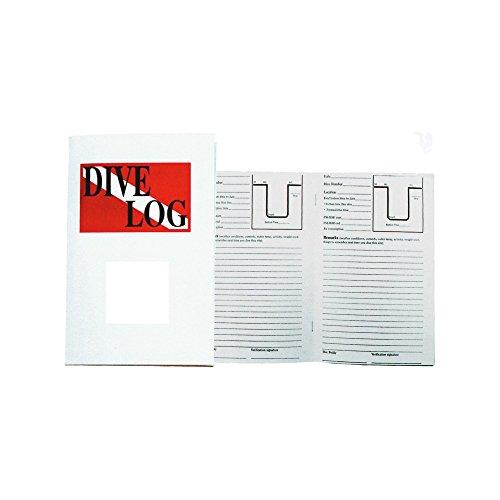 Innovative Scuba Concepts Dive Log, 60 Pages, LB0110