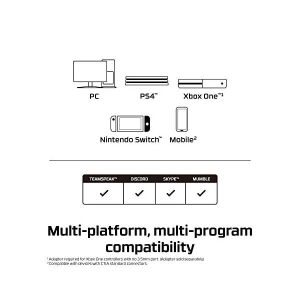 HyperX Cloud Stinger Core for PC with in-line Audio Control (HX-HSCSC2-BK/WW)