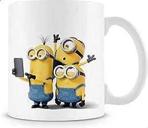 Coffee Cup 3-kefee MINION