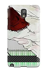 Fashion Tpu Case For Galaxy Note 3- Soul Eater Soul Hot Defender Case Cover