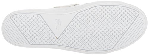 reliable cheap online free shipping latest Lacoste Women's Straightset Strap 118 1 Caw Sneaker White/White shop offer sale online outlet for nice genuine sale online OVF6y0