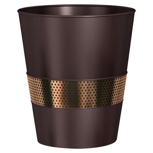 nu steel Selma ORB Wastebasket (Wastebasket Copper)