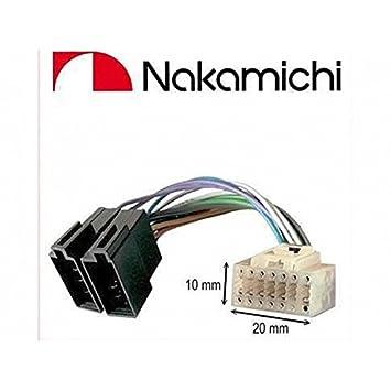 Nakamichi Wiring Harness | #1 Wiring Diagram Source on