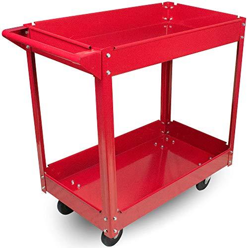 Metal Utility Cart - 33