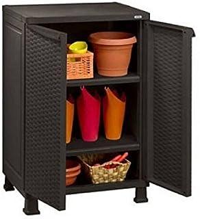 Keter 0005528Resin Cabinet, 70cm x 45cm x 92cm