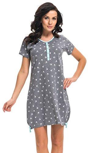 nightwear dn notte Mint da 1 Donna Indumenti Grau wzqORwF