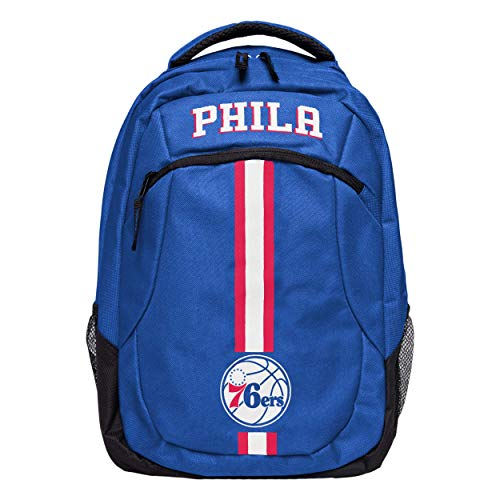 - FOCO NBA Philadelphia 76ers Action BackpackAction Backpack, Team Color, One Size