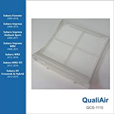 Cabin Air Filter Subaru