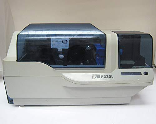 Zebra P330I-0M10C-ID0 P330I CLR DYESUB/MONO THERMT CRD PRNT USB/ENET16MB MAG HI-CO - P330i Thermal