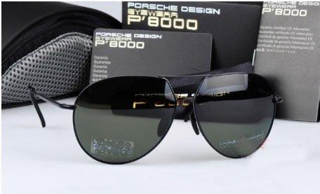 49078cf968f Porsche Design Sunglasses P8000 Model P8510 100% Authentic  Amazon.co.uk   Clothing