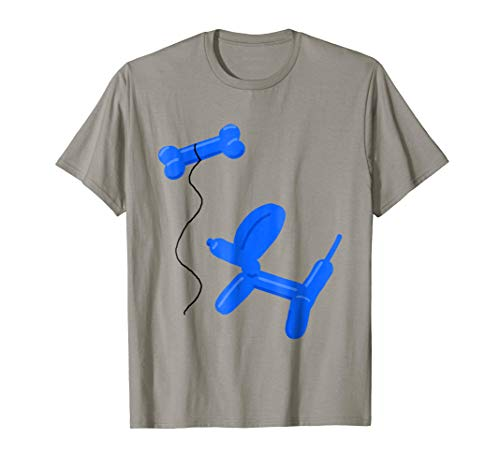 - Balloon Animal Shirt Blue Dog And Bone Professional Twister