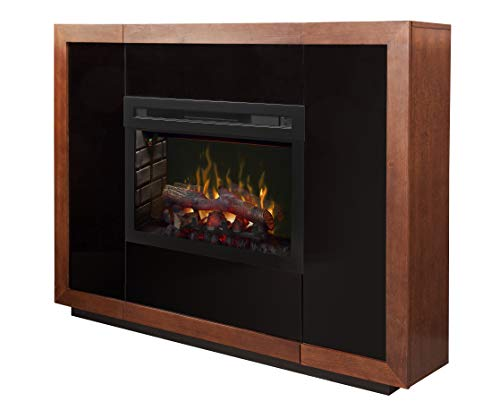 Cheap DIMPLEX Salazar Mantel Electric Fireplace with Logs Black Friday & Cyber Monday 2019
