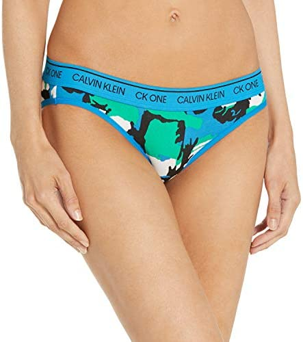 Calvin Klein Women's Ck One Cotton Bikini Panty