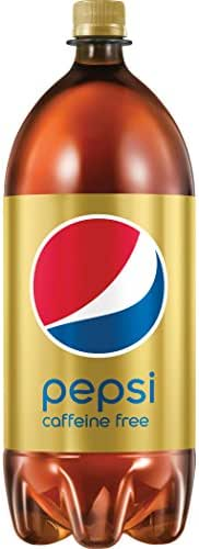 Soft Drinks: Caffeine Free Pepsi